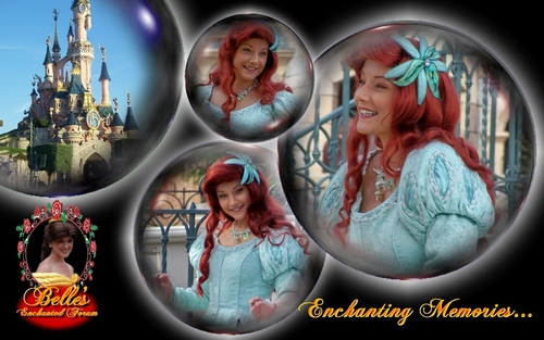 Enchanting Memories - disney-princess Wallpaper