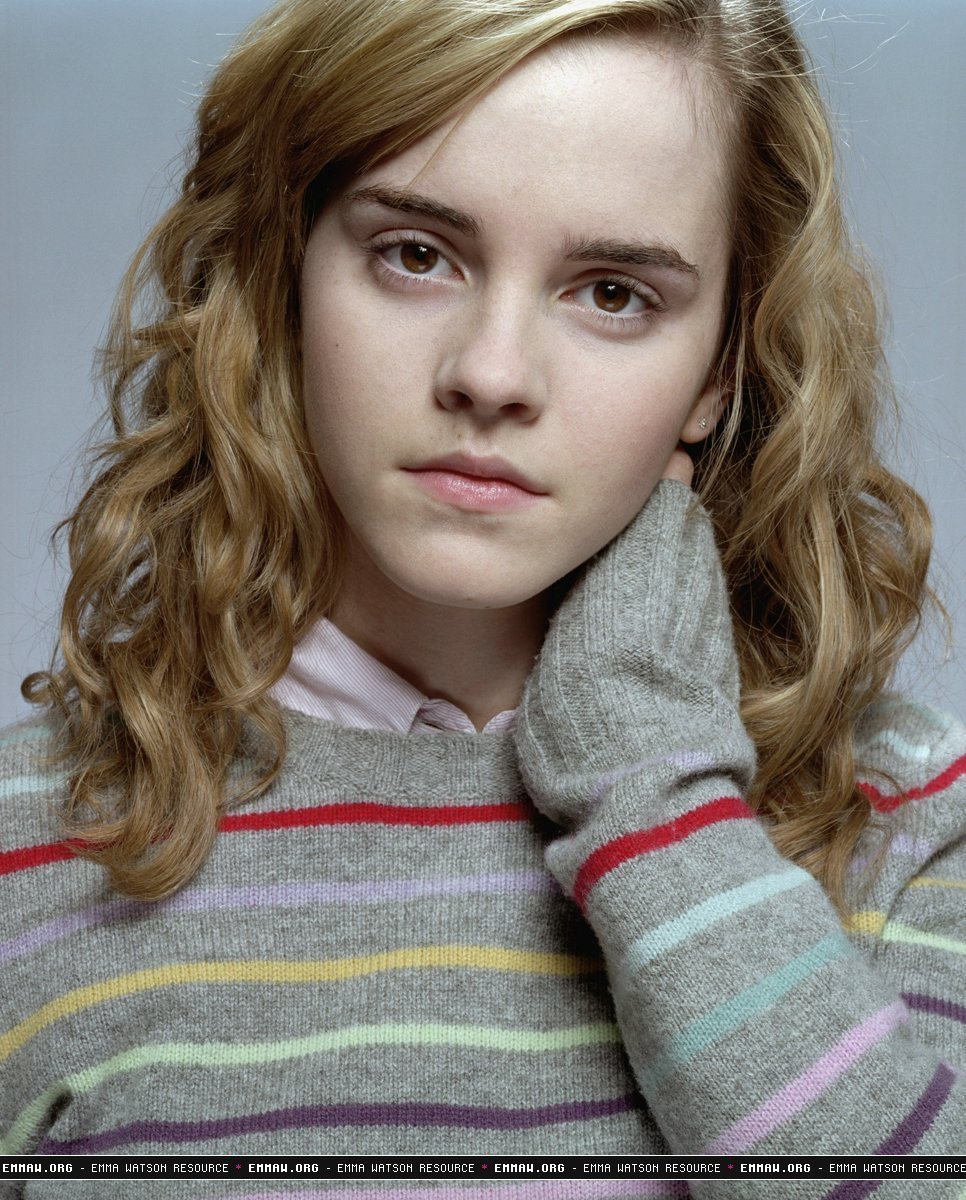 Emma Watson Images Entertainment Weekly 2007 Outtakes HD