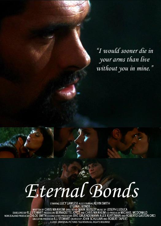 Xena Quotes About Love : Eternal Bonds - Xena & Ares Fan Art (7662813) - Fanpop