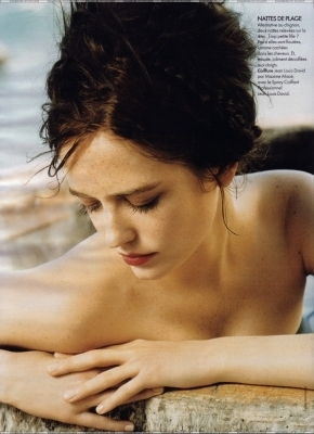 Eva Green wallpaper containing a hot tub and skin called Eva