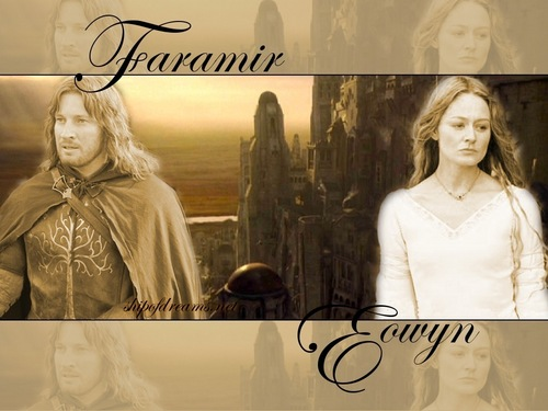 Faramir and Eowyn