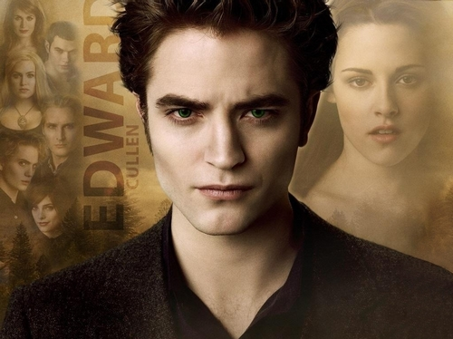 GREEN EYED Edward