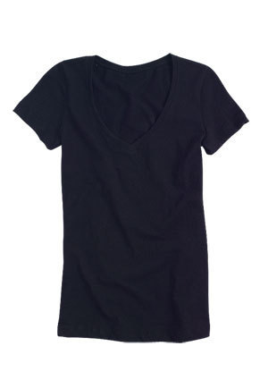 Goldie Slub V-Neck