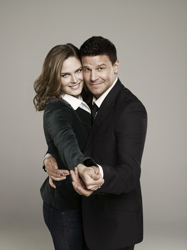 Bones wallpaper containing a business suit, a suit, and a well dressed person called HQ Bones Season 5 Photos