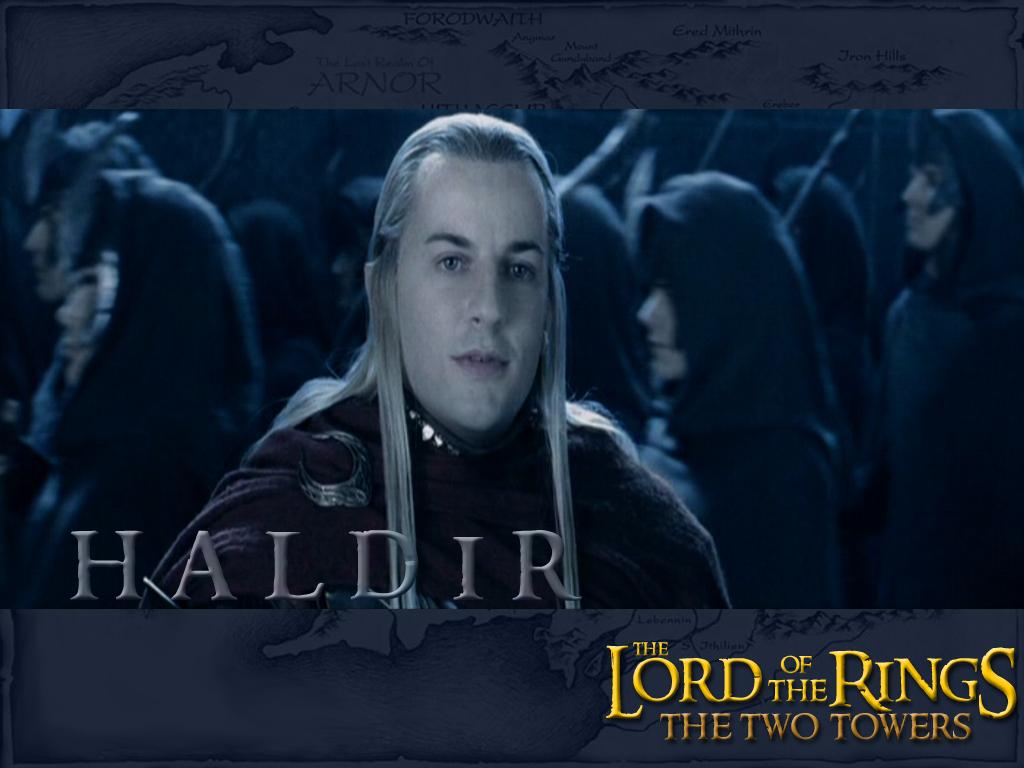 Haldir the elves of middle earth wallpaper 7630677 fanpop
