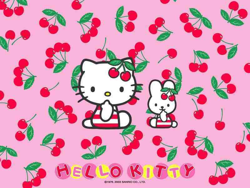 hello kitty 2010 wallpaper. wallpapers hello kitty.