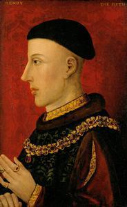 Kings and Queens wallpaper titled Henry V, King of England