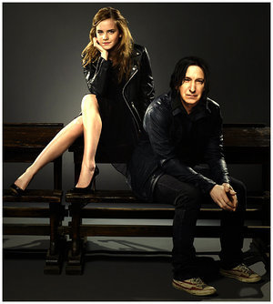 Professor snape and hermione fanfiction