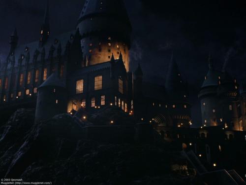 Hogwarts château