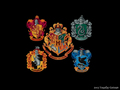Hogwarts Houses - hogwarts wallpaper