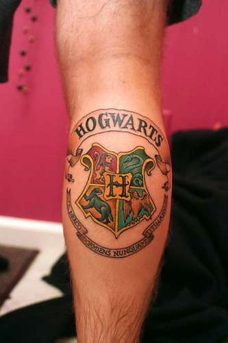 I´m glad i´m not the only one! HP tattoos *