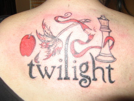 I´m glad i´m not the only one! Twiligh tatouages *