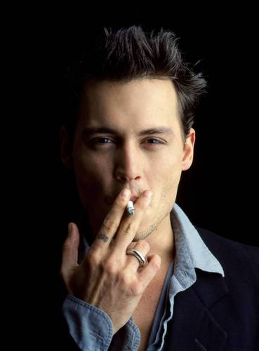 JOHNNY DEPP PHOTOSHOOT 2009
