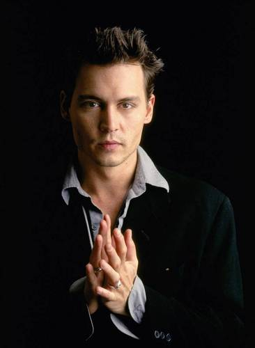 Johnny Depp wallpaper with a portrait called JOHNNY DEPP PHOTOSHOOT 2009
