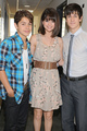Jake T Austin, Selena Gomez, David Henrie