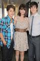 Jake T Austin, Selena Gomez, David Henrie