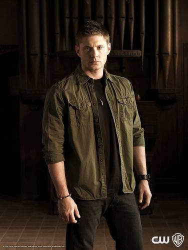 Jensen - SPN Season 4 - Additional Promotion Pictures