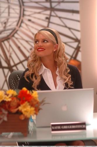 Jessica in Blonde Ambition