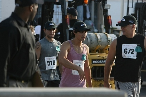 Joe Jonas Hosts Charity Run.