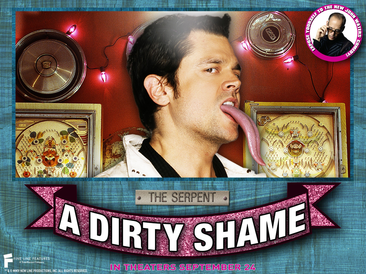 Johnny Knoxville - A Dirty Shame