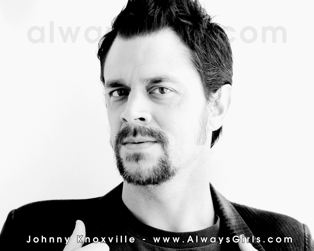Johnny Knoxville - Wallpaper Hot