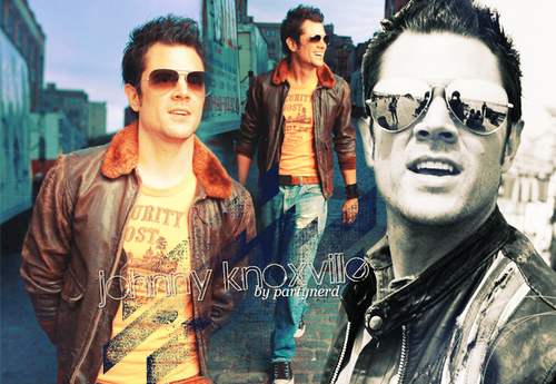 Johnny Knoxville 바탕화면 with sunglasses called Johnny Knoxville