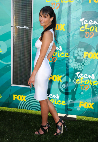 Jordana Brewster @ Teen Choice Awards 2009