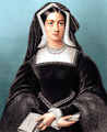 Katherine of Aragon, 1st Queen of Henry VIII of England - european-history photo