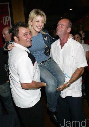 Kathryn @ CBS All estrela Party [2003]