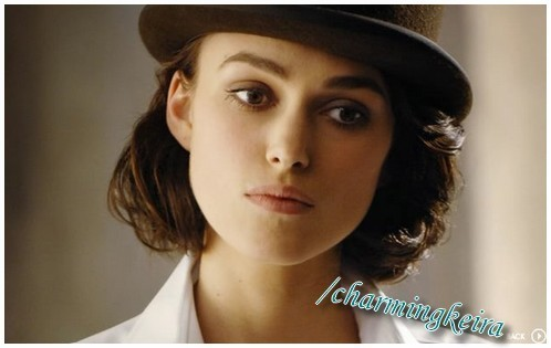 Keira Knightley پیپر وال containing a portrait entitled Keira*
