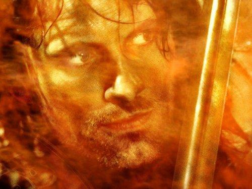Aragorn fondo de pantalla called King Aragorn