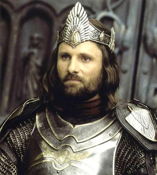 King Aragorn Aragorn Photo 7628806 Fanpop