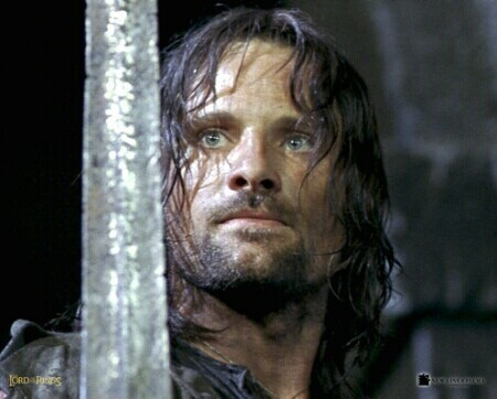 Aragorn fondo de pantalla called King Aragorn