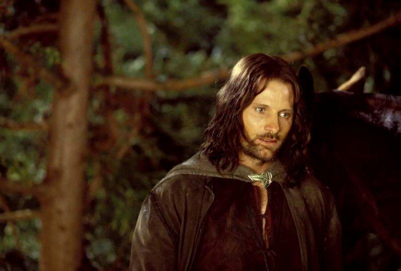 Return Of The King Aragorn King Aragorn - Aragorn...