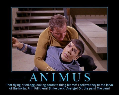 Kirk&Spock - Inspirational Posters
