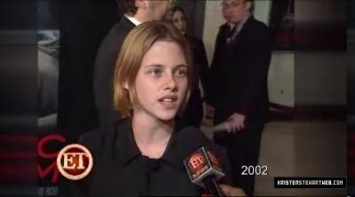Kristen Stewart Panic Room on Kristen Discussing Panic Room   Kristen Stewart Image  7660701