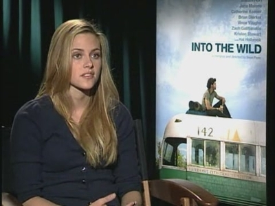 Kristen Stewart   Wild on Kristen  Into The Wild  Interview  2   Kristen Stewart Image  7625990