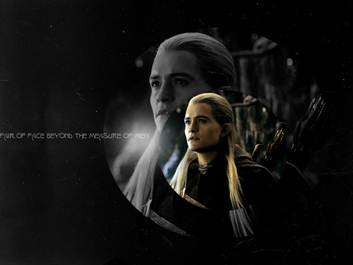 Legolas Greenleaf wallpaper called Prince Legolas