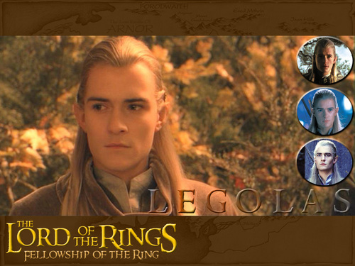 Legolas Greenleaf wallpaper probably containing a sign and a street entitled Prince Legolas