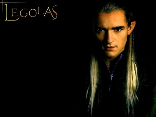 Legolas Greenleaf Обои containing a portrait entitled Prince Legolas