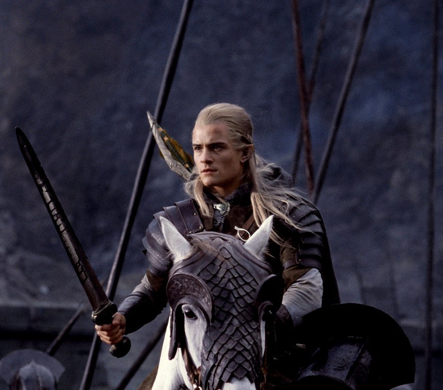Legolas Wallpaper: Legolas Greenleaf Photo (7631453)