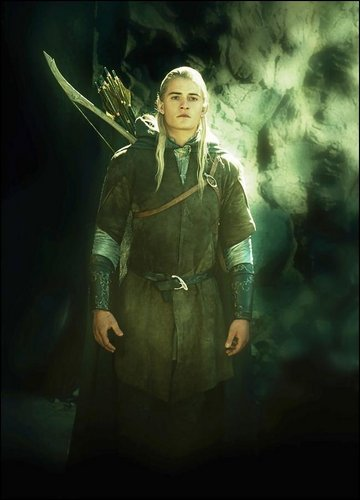 Legolas Greenleaf wallpaper possibly with a surcoat and an outerwear titled Prince Legolas