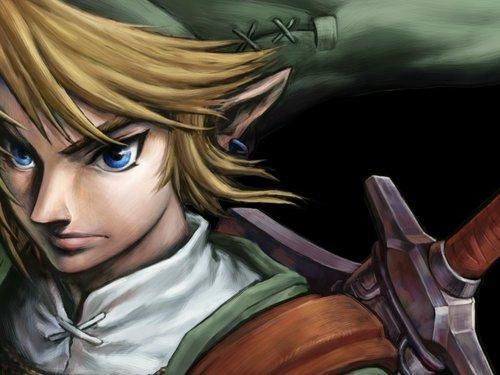 The Legend of Zelda wallpaper called Link