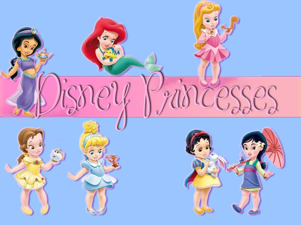 Baby Disney Princess Drawings