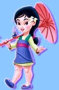 Little Mulan