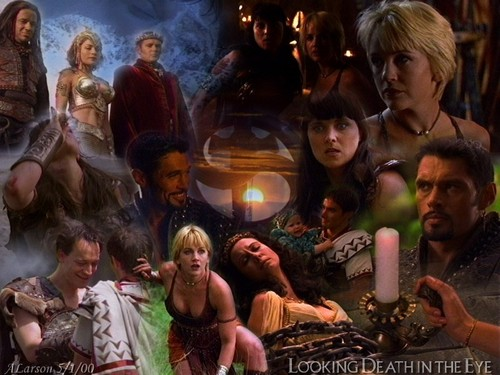 Xena: Warrior Princess images Looking Death in the Eye HD ...