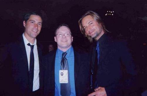 MATTHEW FOX+JOSH HOLLOWAY