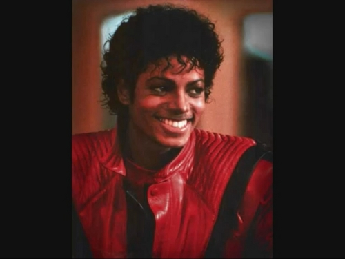 MJ gorgeous smile ;-P