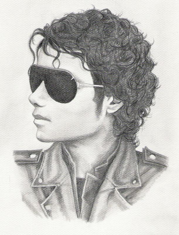 M J Sketch Images Thriller MJ thriller sketch