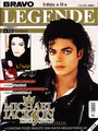 Magazine Cover - michael-jackson photo